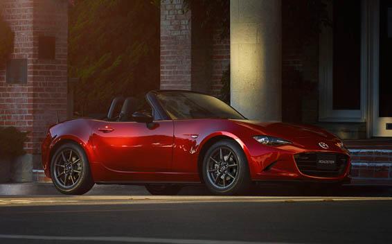 Mazda Roadster 1