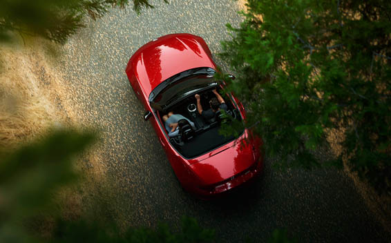 Mazda Roadster 5