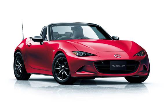 Mazda Roadster 6