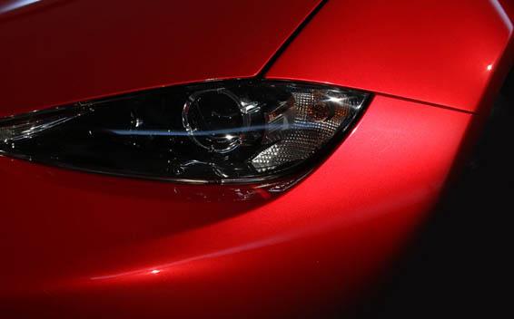 Mazda Roadster 10