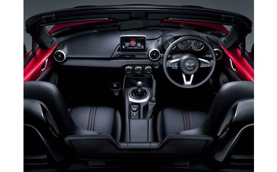 Mazda Roadster 19