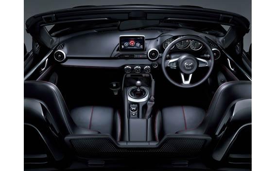 Mazda Roadster 21