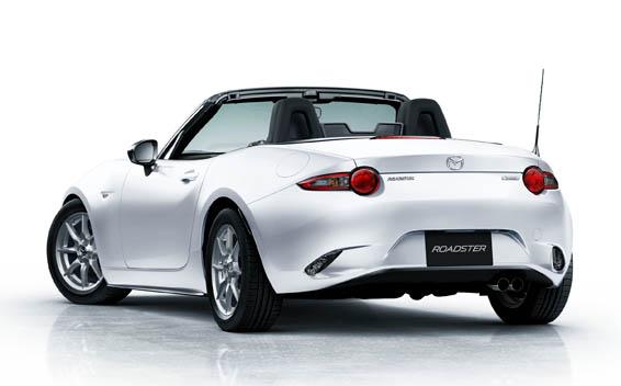 Mazda Roadster 38