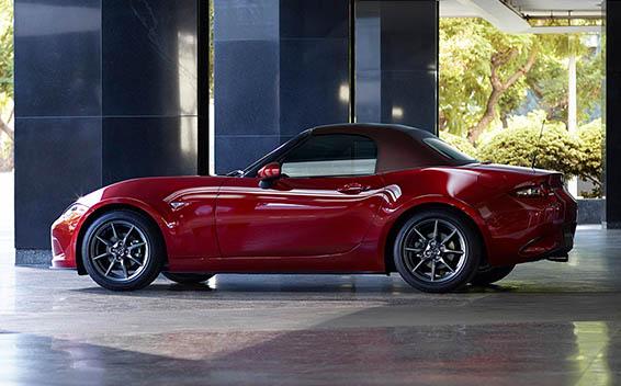 Mazda Roadster 43