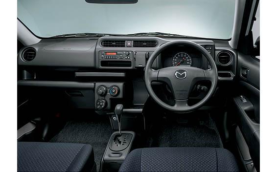 Mazda Familia Van 2