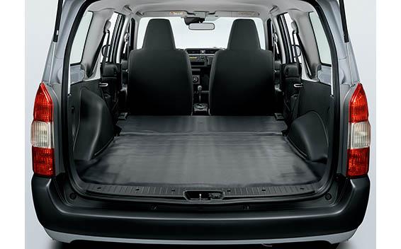 Mazda Familia Van 5