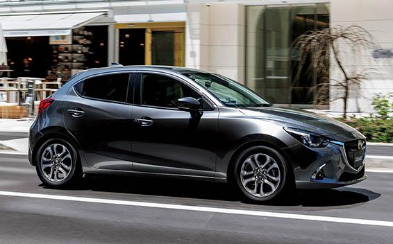 Mazda Demio 3