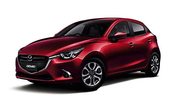 Mazda Demio 5