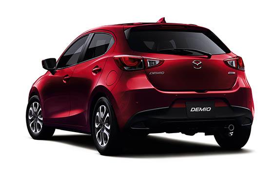 Mazda Demio 6