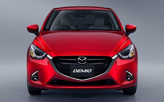 Mazda Demio 8