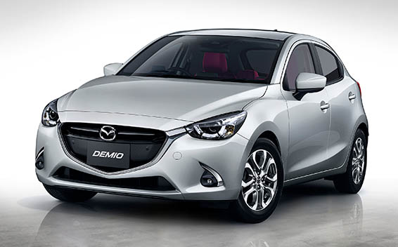 Mazda Demio 15