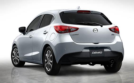 Mazda Demio 16