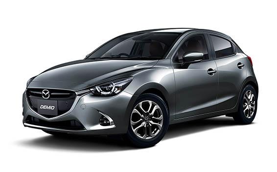 Mazda Demio 19