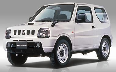 Mazda AZ-Offroad XC MT (1999)