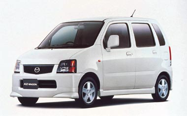 Mazda AZ-Wagon RR POPPER CAT (2001)