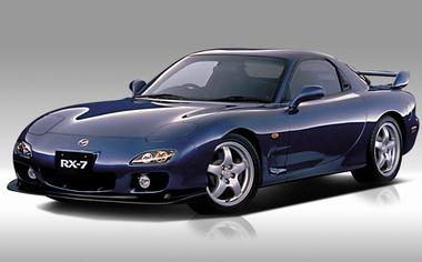 mazda rx-7:price. reviews. specifications. | japanese vehicles