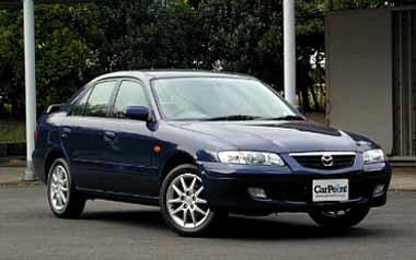 Mazda Capella 1