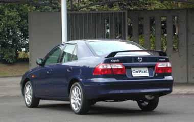 Mazda Capella 3