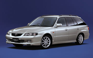 Mazda Capella Wagon 1