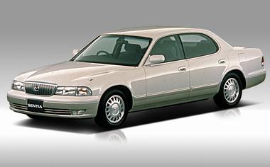 Mazda Sentia LIMITED 4WS AT (1997)