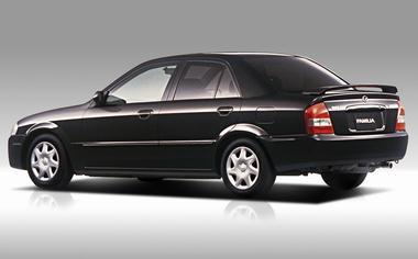 Mazda Familia 2