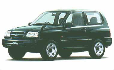Mazda Levante 1