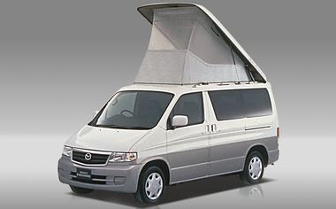 Mazda Bongo Friendee CITY RUNNER III AT 2.0 (2001)