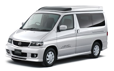 Mazda Bongo Friendee CITY RUNNER NAVI EDITION AT 2.5 (2002)
