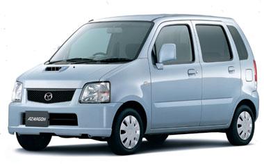 Mazda AZ-Wagon FM-G TURBO 4WD AT 0.66 (2002)