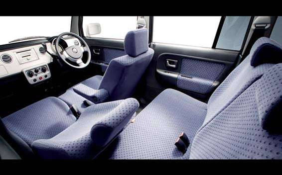 Mazda Spiano 2