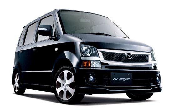 Mazda AZ-Wagon FT S SPECIAL 4WD AT 0.66 (2007)
