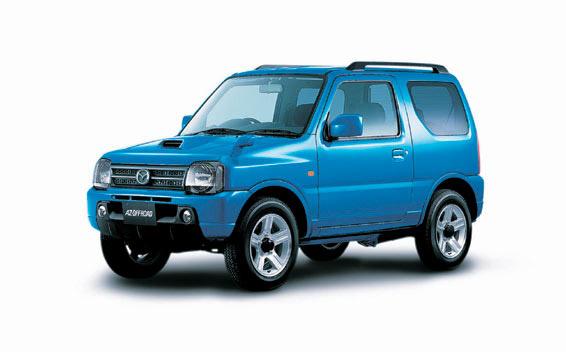 Mazda AZ-Offroad XC 4WD AT 0.66 (2008)