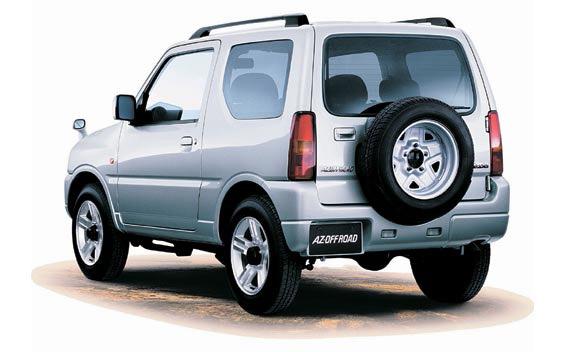 Mazda AZ-Offroad 2