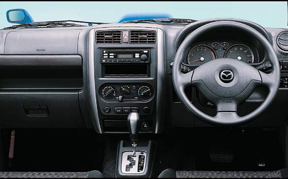 Mazda AZ-Offroad 3