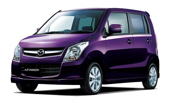 Mazda AZ-Wagon 1