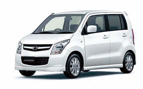 Mazda AZ-Wagon 3