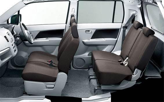 Mazda AZ-Wagon 4