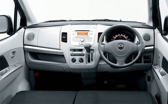 Mazda AZ-Wagon 5