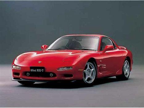 Mazda Enfini RX-7 2
