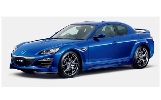 Mazda RX-8 1