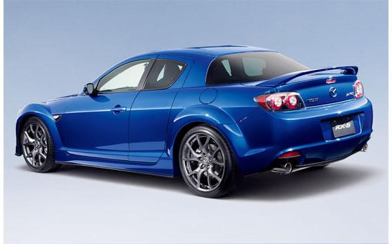 Mazda RX-8 2