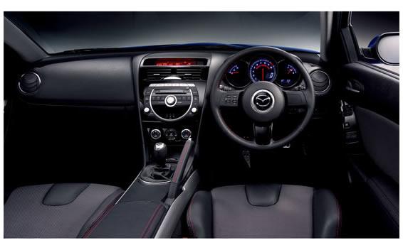 Mazda RX-8 5
