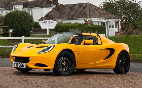 Lotus Elise 11