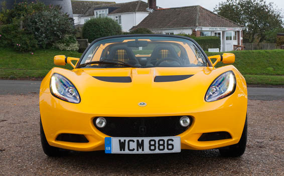 Lotus Elise 12