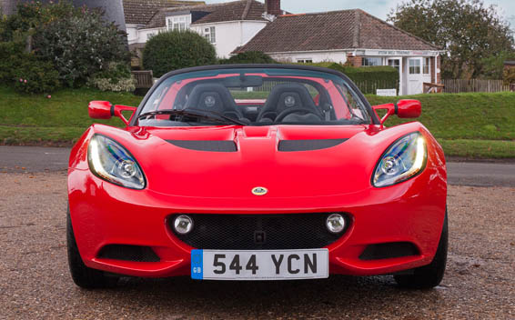 Lotus Elise 19