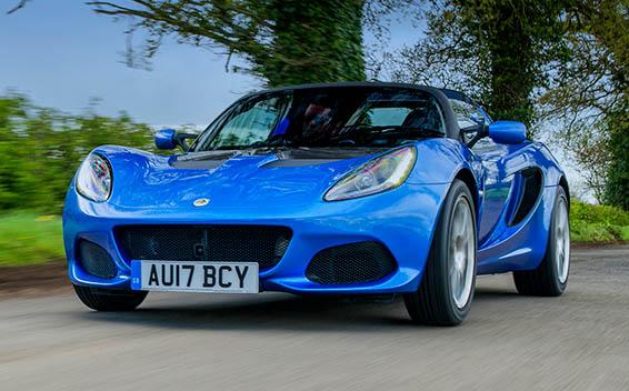 Lotus Elise 26