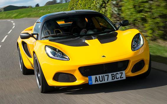 Lotus Elise 30