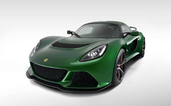 Lotus Exige 3