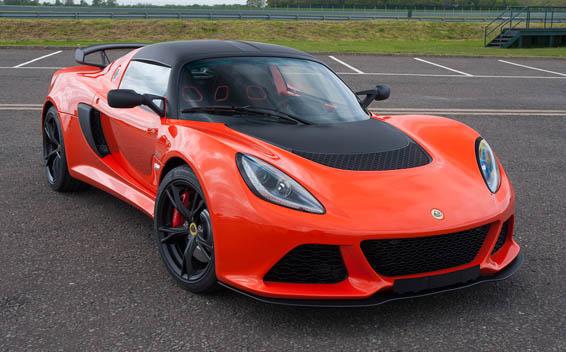 Lotus Exige 12