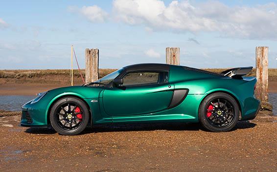 Lotus Exige 19
